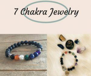 7 Chakra Jewelry