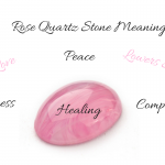 healing properties rose quartz crystal