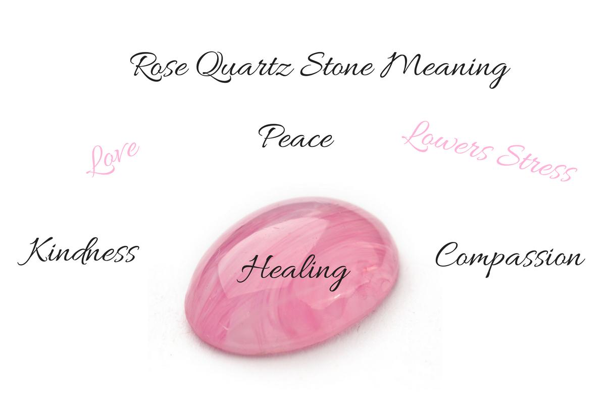 healing properties rose quartz crystal