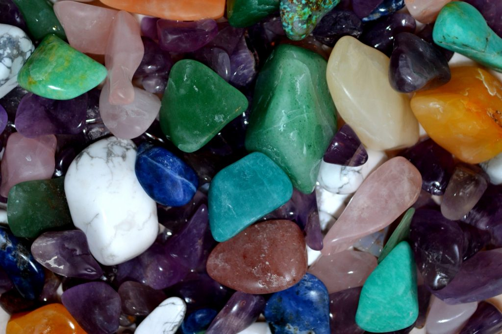 Crystal Healing Stone Meanings