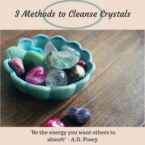 How to Clean Crystals at Home