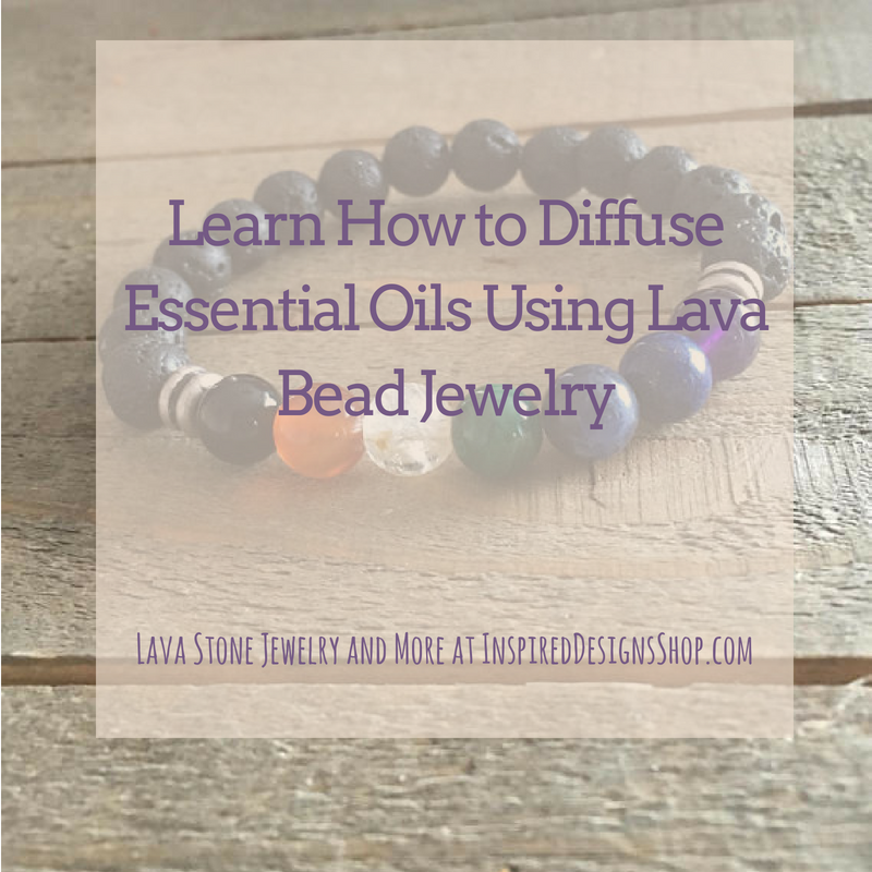 How to Use Essential Oils with Lava Beads