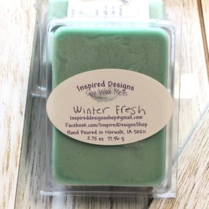 Winter Fresh Soy Wax Melts